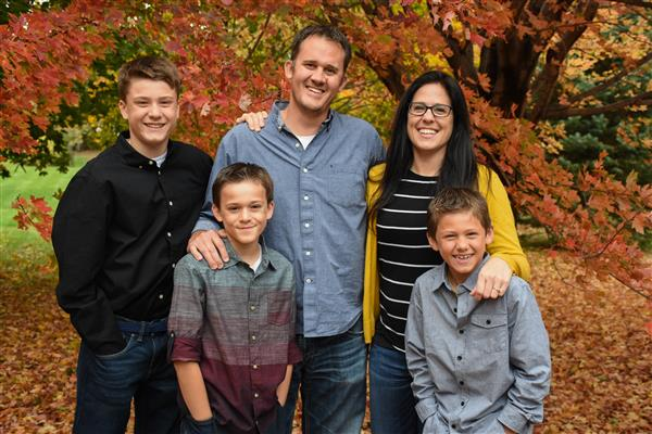 Dudgeon Family