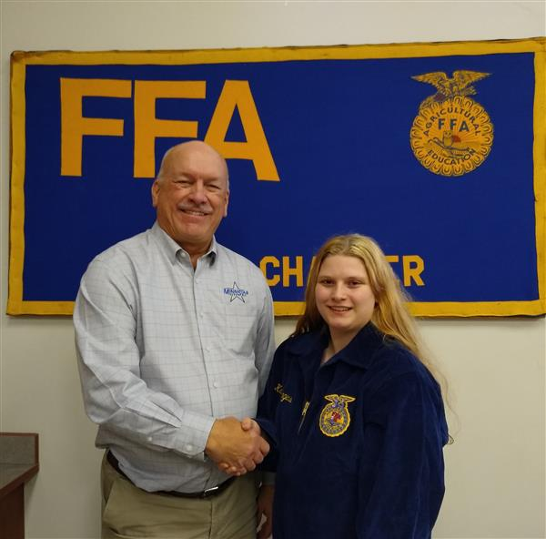 FFA Jacket Scholarships